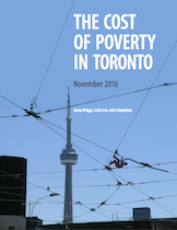 The Cost of Poverty in Toronto