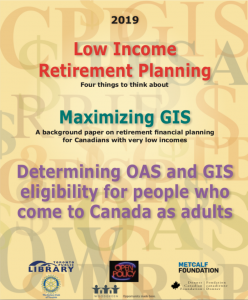 Low income retirement planning 2019
