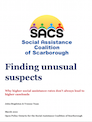 Finding Unusual Suspects